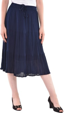 Women Fall Chic Stylish Slim Fit Elegant Long Striped Skirt Casual Waist Belt