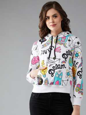 Women's Sweatshirts Buy Sweatshirts Hoodies for Women