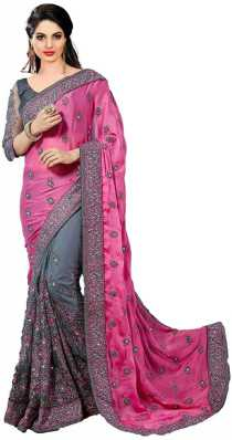Mirror Work Sarees Buy Mirror Work Sarees Online At Best Prices In India Flipkart Com,Attractive Simple Butterfly Corner Border Designs For Projects