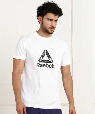 Reebok Tshirts Buy Reebok Tshirts @Min 40% Off Online at