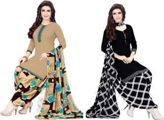 Punjabi Suit Buy Latest Punjabi Salwar Suits Punjabi Dresses Online At Best Prices Flipkart Com