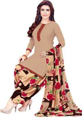 Punjabi Suit Buy Latest Punjabi Salwar Suits 2021 Punjabi Dresses Online At Best Prices Flipkart Com