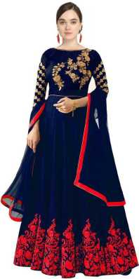 Gowns ग उन Indian Gowns Designs Online At Best Prices In India Flipkart Com