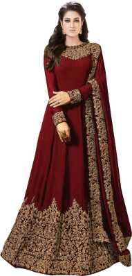 Wedding Gowns Buy Indian Wedding Gowns Dresses For Wedding Online At Best Prices In India Flipkart Com,Princess Wedding Dresses With Long Trains And Veils