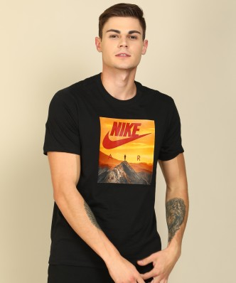 Brand NEW Nike Boys/' Graphic Print T-Shirt Royal Blue Choose Size