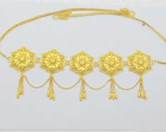 Gold Jewellery Buy Gold Jewellery Online At Best Prices In India Flipkart Com