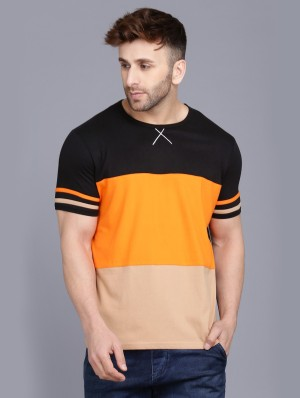 Two Tone Too Much Too Young Logo Men/'s T-Shirt