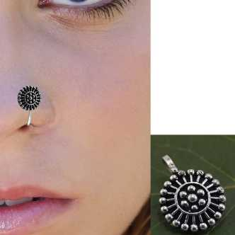 Nose Rings Buy Silver Nose Rings Studs Pin Designs Online At