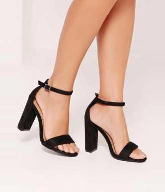 Heels - Buy Heeled Sandals, High Heels For Women @Min 40% Off Online At  Best Prices in India - Flipkart.com