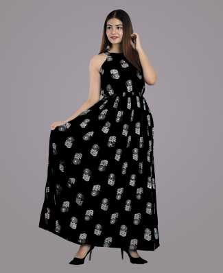 Western Dresses Buy Long Western Dresses For Women Girls Online At Best Prices Flipkart Com