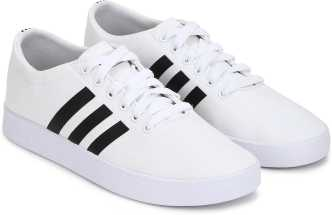 Manifiesto Salida capa  Adidas White Sneakers - Buy Adidas White Sneakers online at Best Prices in  India | Flipkart.com