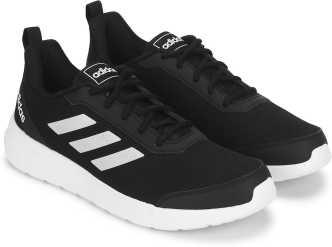 black running shoes adidas