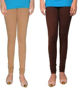 50d57aafff61a Brown Leggings - Buy Brown Leggings Online at Best Prices In India |  Flipkart.com