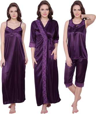 da554fad669 Claura Night Dresses Nighties - Buy Claura Night Dresses Nighties Online at  Best Prices In India