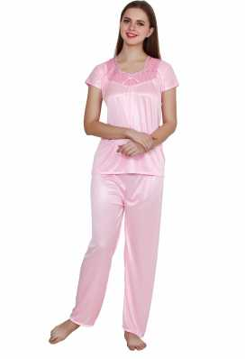 6ca0ebce504 Top Pyjama Set Night Suits - Buy Top Pyjama Set Night Suits Online at Best  Prices In India