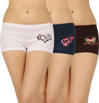 241b95c5a636 Panties - Buy Ladies Underwear/Undergarments Online at Best Prices in India  | Flipkart.com