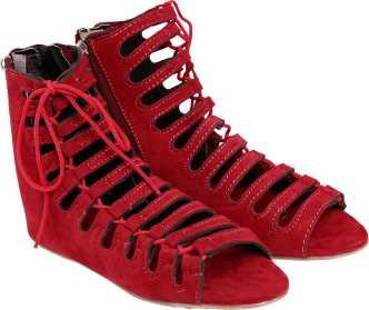 4368b7b1d0b Gladiator Sandals - Buy Gladiator Sandals online at Best Prices in ...