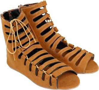 60ef6abb7e5a Gladiator Sandals - Buy Gladiator Sandals online at Best Prices in ...