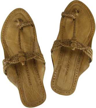 bebd71b8a7223 Kolahapuri Chappals - Buy Kolahapuri Chappals online at Best Prices ...