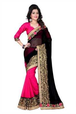 82f94b58d3339c Half And Half Sarees - Buy Half And Half Sarees Online at Best ...