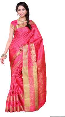 88ec52a4be3797 Mimosa Sarees - Buy Mimosa Sarees Online at Best Prices In India ...