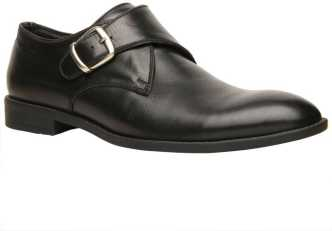 1b3b8bfe343e Monk Strap Shoes - Buy Single   Double Monk Strap Shoes Online At ...