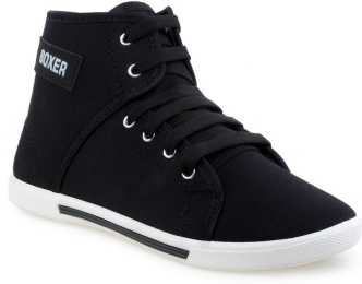 79cda032bbf20 Black Shoes - Buy Black Shoes Online For Men   Women At Best Prices ...
