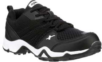 d83d4e7a3e33ec Black Sports Shoes - Buy Black Sports Shoes online at Best Prices in ...