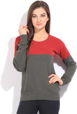 10c83be6815 Sweaters Pullovers - Buy Sweaters Pullovers Online for Women at Best ...