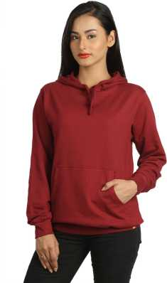9239cd83b22 Sweatshirts - Buy Sweatshirts / Hoodies for Women Online at Best ...