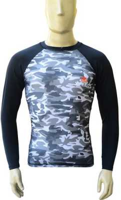 3aedba5f9c322 Indian Army T Shirts - Buy Military   Camouflage T Shirts online at ...