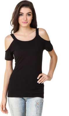 389f3bc72316e Cold Shoulder Tops - Buy Cut Out Shoulder Tops Online at Best Prices ...
