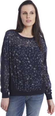 1b49903306e8f5 Chiffon Tops - Buy Chiffon Tops Online at Best Prices In India ...