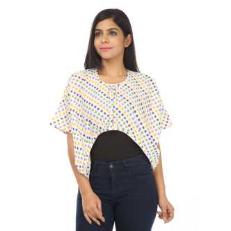 fef8101aadf White Crop Tops - Buy White Crop Tops online at Best Prices in India ...