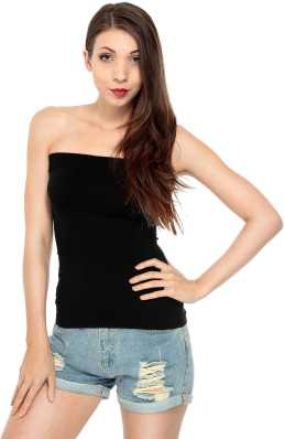 2cdbf185b3be3b Tube Tops - Buy Tube Tops online at Best Prices in India