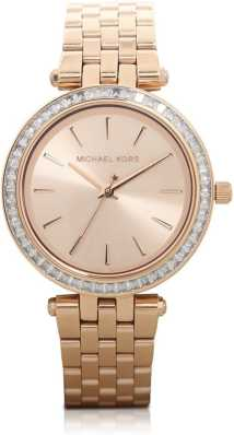 6402b4beb024 Michael Kors Portia Gold Plated Mesh Ladies Watch Fashion watches