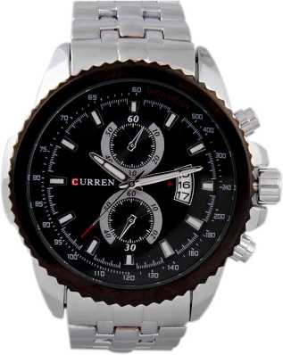 4c9404424bf Curren Watches - Buy Curren Watches Online at Best Prices in India ...