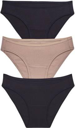 79f8b9c902 Amante Women s Bikini Black
