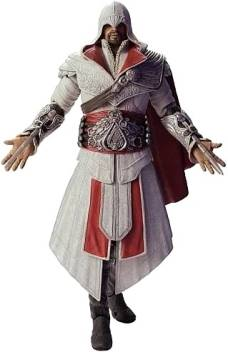Neca Assassin S Creed Brotherhood Ezio Ivory Costume Assassin S