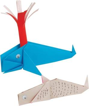 676 Best origami under the sea images | Origami, Origami animals ... | 352x296