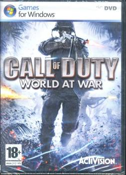 Call Of Duty: World At War Price in India - Buy Call Of Duty