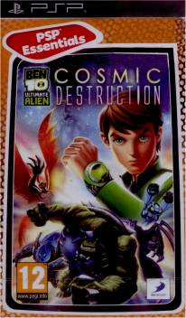 BEN 10 : Ultimate Alien Cosmic Destruction Price in India - Buy BEN