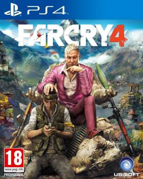 Far Cry 4 Price in India - Buy Far Cry 4 online at Flipkart com