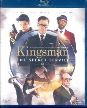 Kingsman : The Secret Service Price in India - Buy Kingsman : The ...
