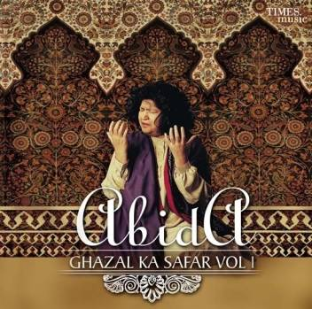 Abida Ghazal Ka Safar Vol 1 Music Audio Cd Price In India Buy