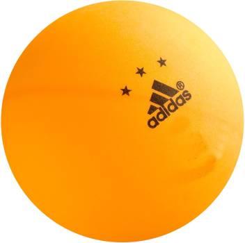 dividir Restricción Resistente  ADIDAS Table Tennis Ball - Buy ADIDAS Table Tennis Ball Online at Best  Prices in India - Sports & Fitness | Flipkart.com