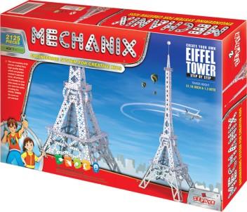 Eiffel Tower Metal Construction Set Case Pack 2