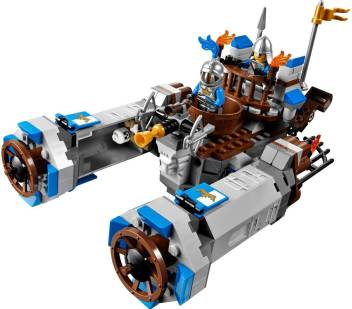Lego Castle Cavalry 424 Pcs