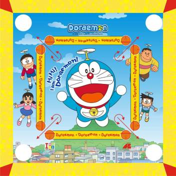 Doraemon Carrom Board - 20X20