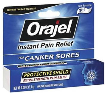 Orajel Canker Sores Gel - Buy Baby Care Products in India | Flipkart.com